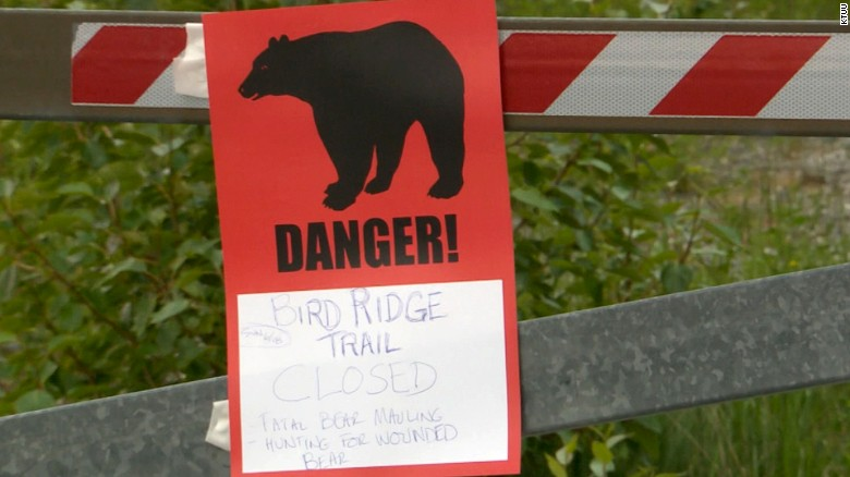 Two killed by bears in separate incidents