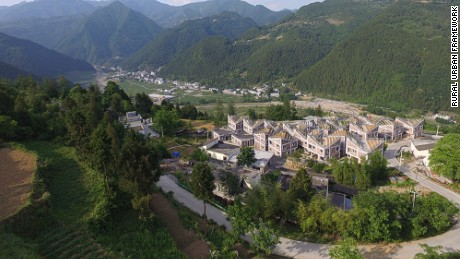 Jintai village, Sichuan, China