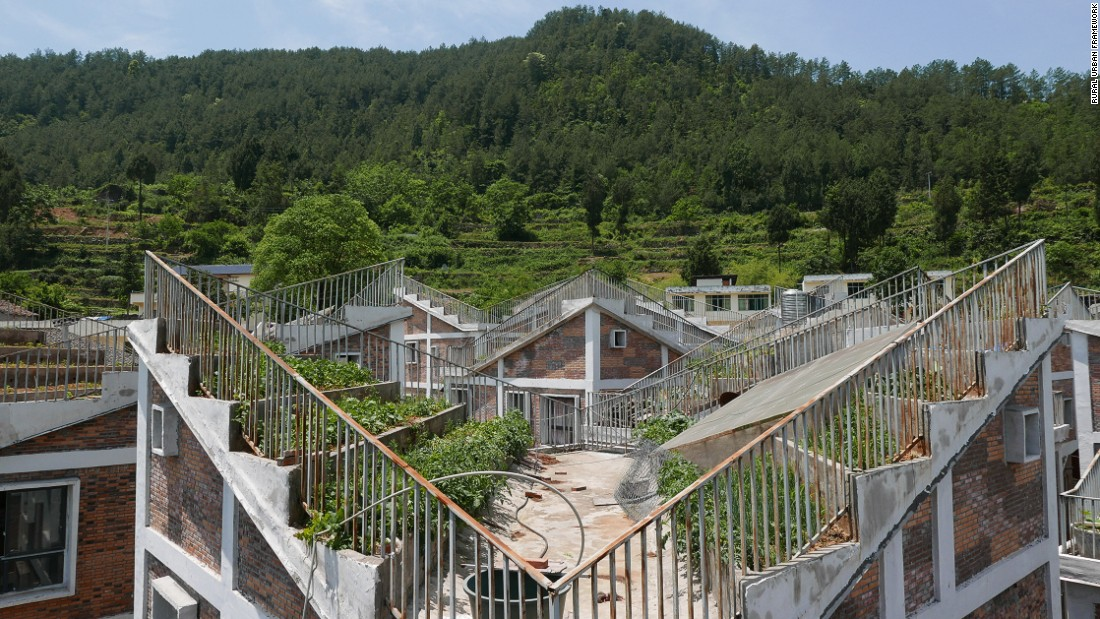 How two architects are transforming chinese villages cnn for Sichuan cendes architectural design company limited