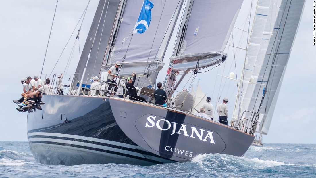 Sojana -- launched 14 years ago -- took third place in Class B, just one point back from Rebecca.