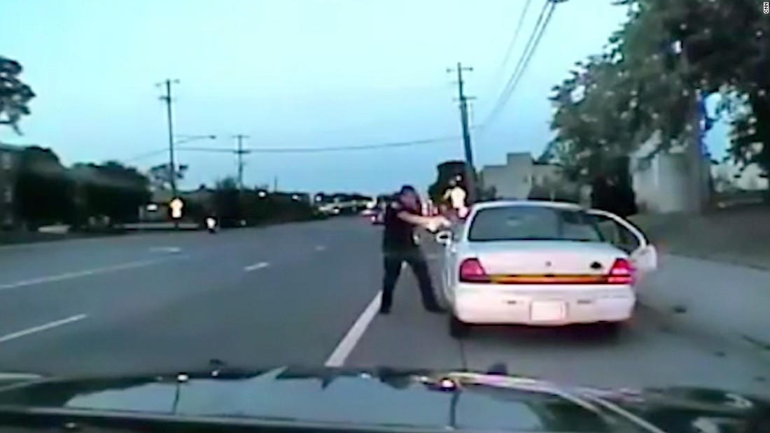 Philando Castile shooting: Dashcam Video