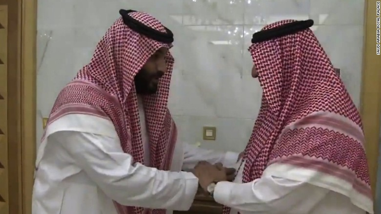 Saudi Seeks Israeli Military Help To Support New Crown Prince?