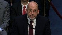 Dr. Samuel Liles Senate hearing 6/21