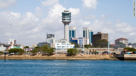 Dar es Salaam Waterfront