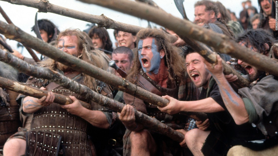 "<strong>""Braveheart""</strong>: Mel Gibson won a best director Academy Award and the film took home best picture for this epic story about the First War of Scottish Independence. <strong>(Amazon Prime, Hulu)</strong>"
