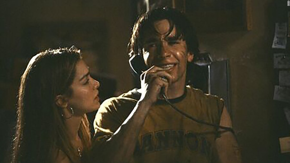 "<strong>""Jeepers Creepers"": </strong>Gina Philips and Justin Long star in this horror film about a pair of siblings who encounter a flesh-eating terror on their drive home.<strong> (Amazon Prime, Hulu)</strong>"