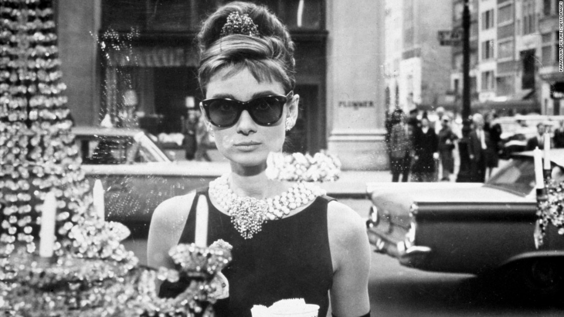 "<strong>""Breakfast at Tiffany's"": </strong>Audrey Hepburn scored an iconic role as Manhattan party girl Holly Golightly in the now classic film based on the Truman Capote novel. <strong>(Amazon Prime) </strong>"