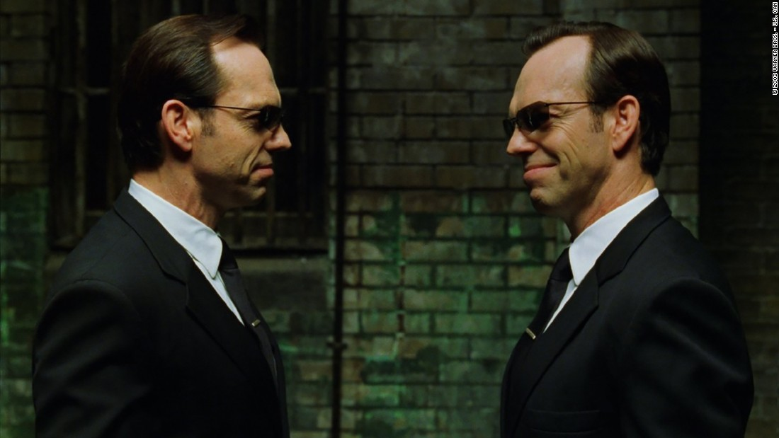 "<strong>""The Matrix Reloaded"": </strong>Hugo Weaving appears in the second installment in the science fiction ""Matrix"" trilogy. This sequel to ""The Matrix"" picks up six months after the original ends. <strong>(Amazon Prime)</strong>"