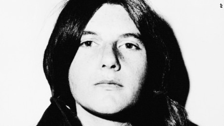 Patricia Krenwinkel, 21, after her arrest on five counts of murder on December 1, 1969.