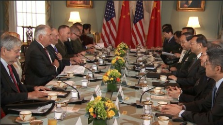 United States targets Chinese bank, company, two individuals over North Korea