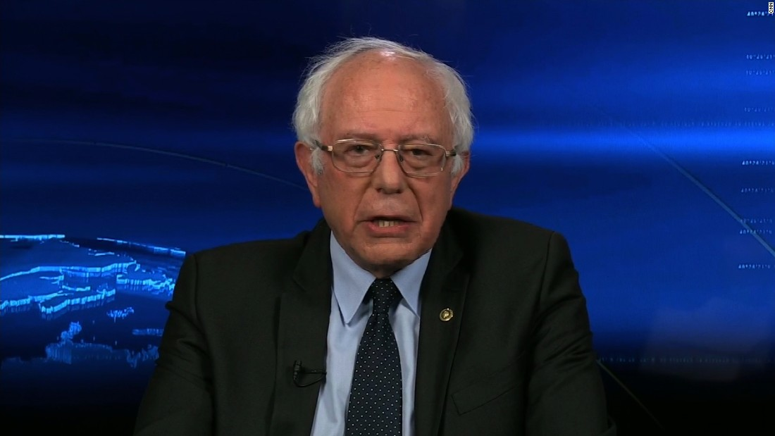 Sanders: 'Democratic brand is pretty bad'