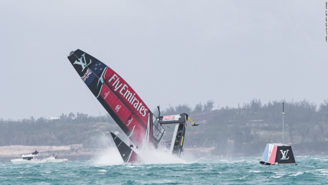 Having endured mishaps, including a dramatic capsizing, they are well aware things can still go awry during this weekend's round of races.