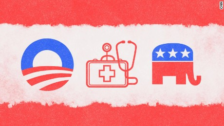 The Republican Party's quest to repeal Obamacare is on the verge of collapse