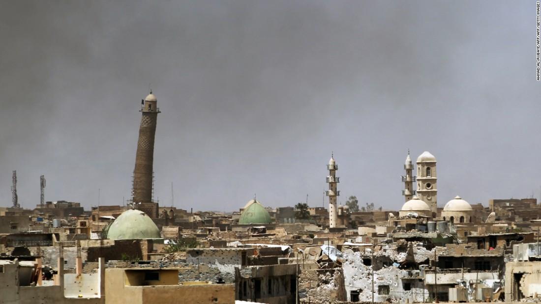 Destruction of Mosul mosque desecrates history - CNN