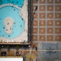 City Patterns Pool Side