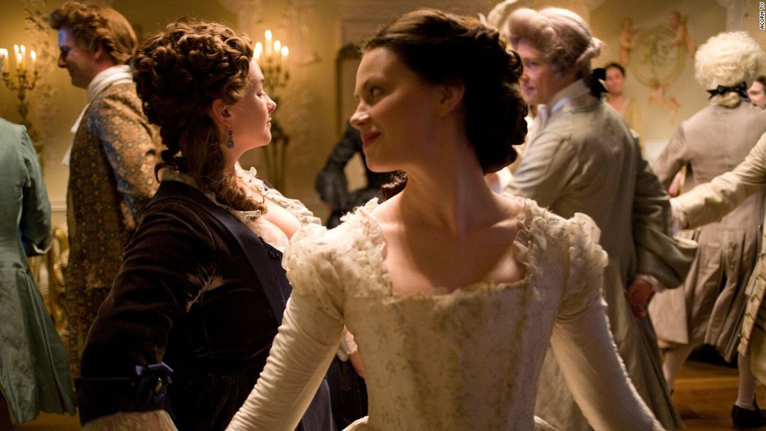 "<strong>""Fanny Hill"": </strong>This adaptation of 18th-century Britain's most notorious novel follows a young woman's journey from wholesome waif to worldly woman when she falls into prostitution after the death of her parents. <strong>(Acorn TV)</strong>"