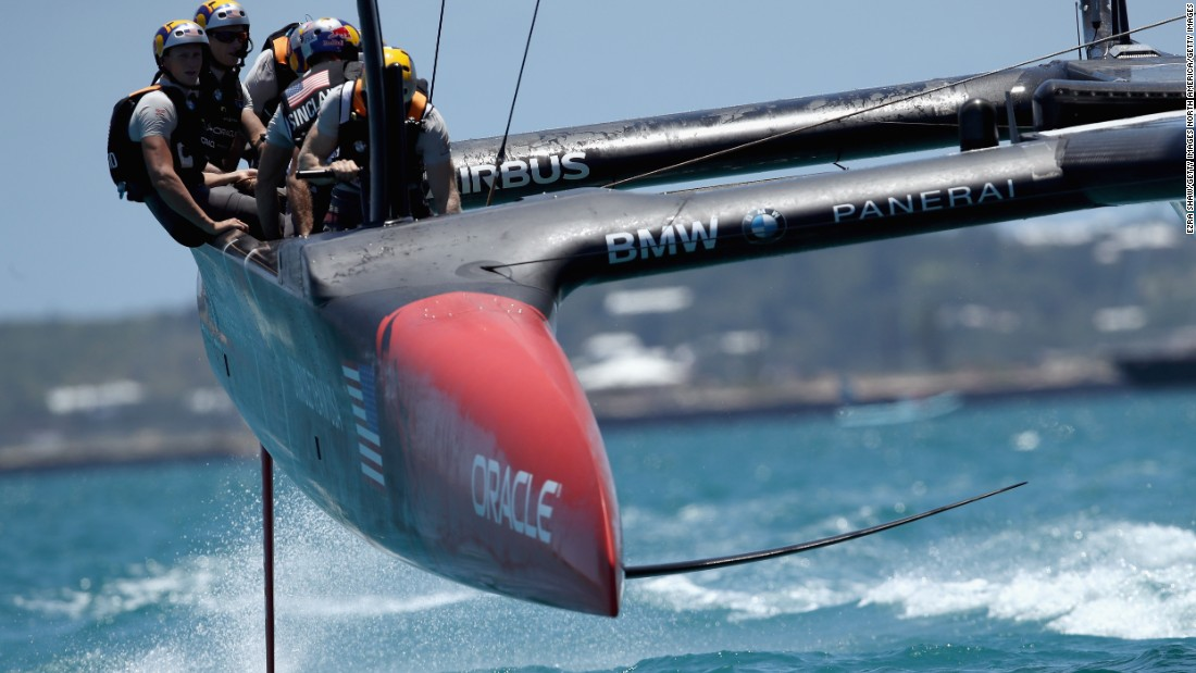 "But Spithill, a keen boxer in his spare time, is adamant the team won't give up. ""We've been here before, we will fight all the way,"" the Australian says."