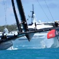 america's cup oracle turning