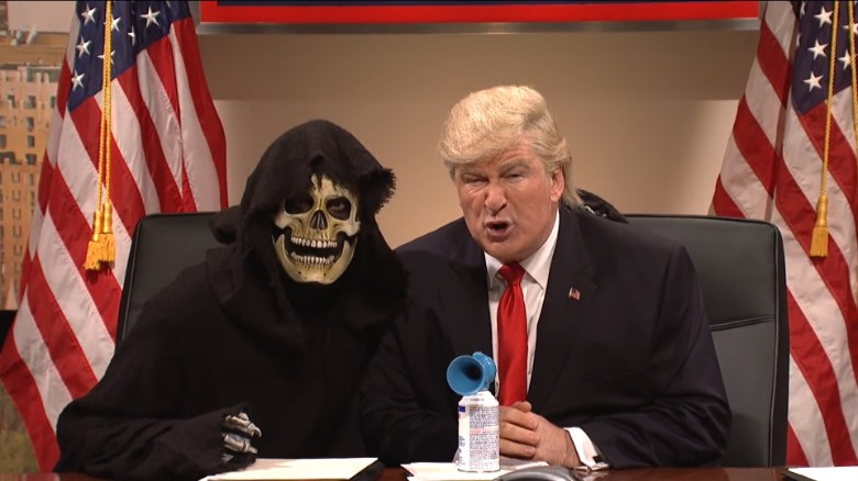 Alec Baldwin will return to 'SNL' as Trump
