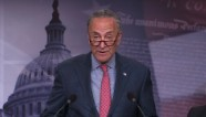 Schumer rips health care bill after CBO report