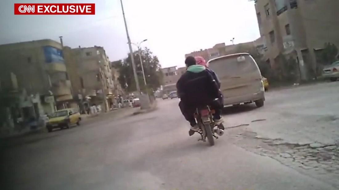 Raqqa: Secret video shows ISIS losing chokehold