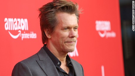 Actor Kevin Bacon attends the premiere of Amazon's 'I Love Dick' held at the Linwood Dunn Theater on April 20, 2017 in Los Angeles, California.