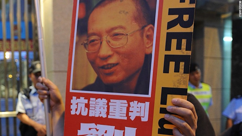 Image result for Liu Xiaobo