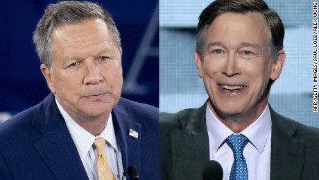 Kasich Has No Plans for Independent White House Run