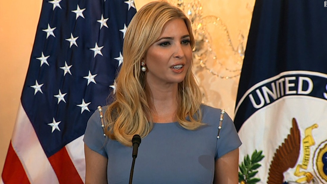 thehill.com Ivanka Trump advocates for 'investment' in family leave