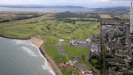 Carnoustie is one of the most daunting challenges on the Open rotation.