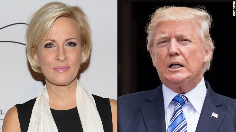 Why 'Morning Joe' hosts think Trump keeps attacking them: blackmail