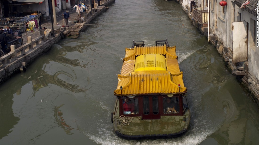 Beyond Shanghai: 5 Getaways in the Yangtze River Delta