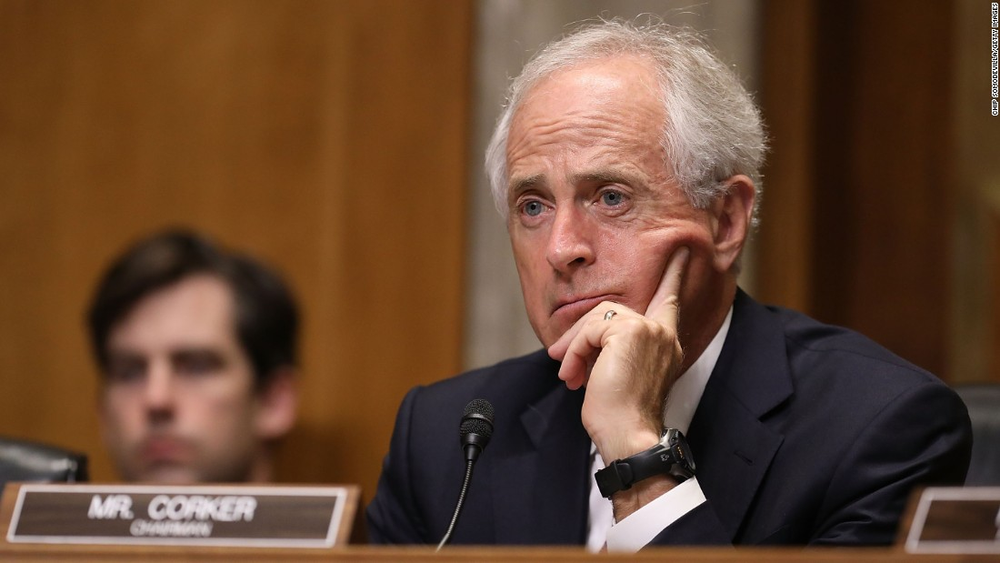 Corker: Trump hasn't demonstrated stability