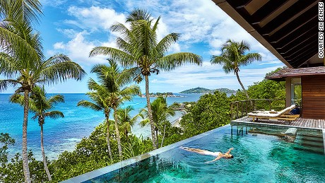 Seychelles best resorts Six Senses Zil Pasyon - Credit, Six Senses