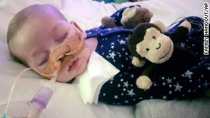 Charlie Gard: British baby at the center of global debate