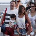 05 Lionel Messi Antonella Roccuzzo FILE RESTRICTED Jul 2013