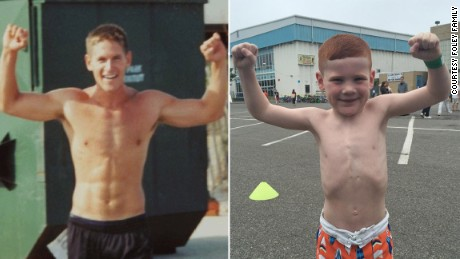 Jack's uncle, New York firefighter Michael Kiefer, competed in his first triathlon just two days before he was killed on September 11, 2001
