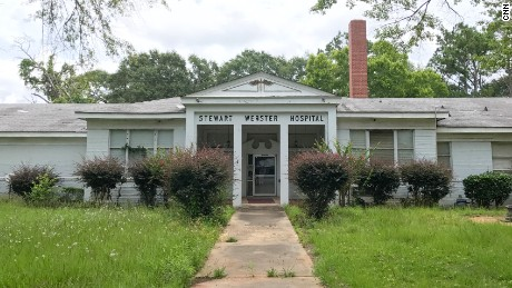 The Stewart-Webster Hospital closed in 2013, leaving residents in rural Richland, Georgia, without another hospital for miles.