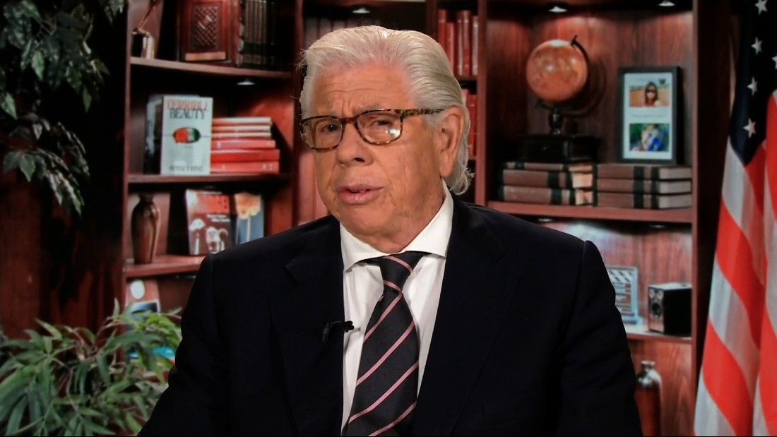 """Carl Bernstein: 'We are in a cold civil war. A fact-based debate is becoming impossible in this culture!"""" 