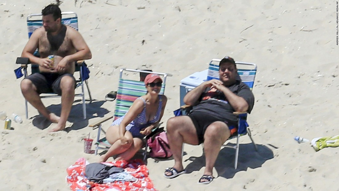 Chris Christie: A tale of two beaches