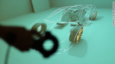 How to design the car of your dreams in VR