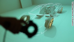 This new virtual reality tool could transform how we design cars