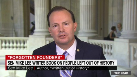 Sen. Mike Lee pens new book on figures left out of history