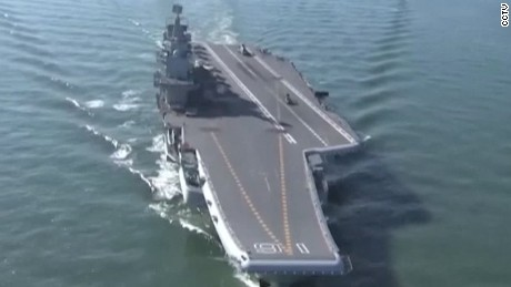 china liaoning aircraft carrier vo_00000000