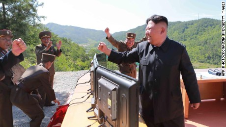 South Korea issues warning after missile test