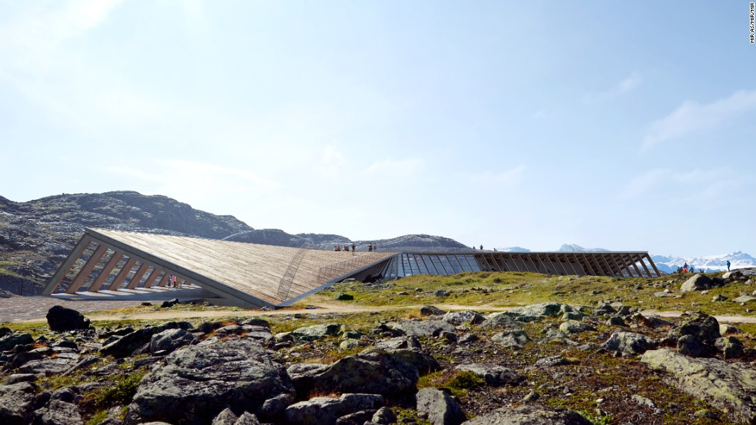 It will serve as a base for scientists studying the history of earth's climates, and the Ilulissat Icefjord -- a glacier estimated to be 250,000 years old.<br />