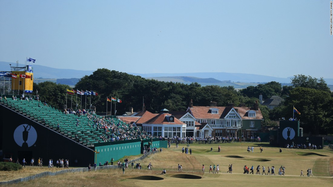 "<strong>Muirfield: </strong>The jewel in the crown of Scotland's ""Golf Coast"" of East Lothian, Muirfield is a celebrated if controversial Open venue."