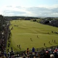 Best British Open golf courses Scotland St Andrews Old Course general view