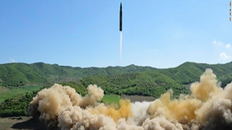 North Korean missile classified as 'brand new'