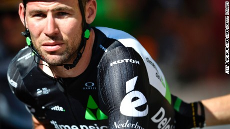 Cavendish, 32, is four Tour de France stage wins behind Eddy Merckx's all-time record number of 34.